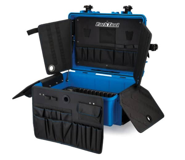 Unboxing Park Tool's Impressive New BX-3 Rolling Big Blue Tool Box