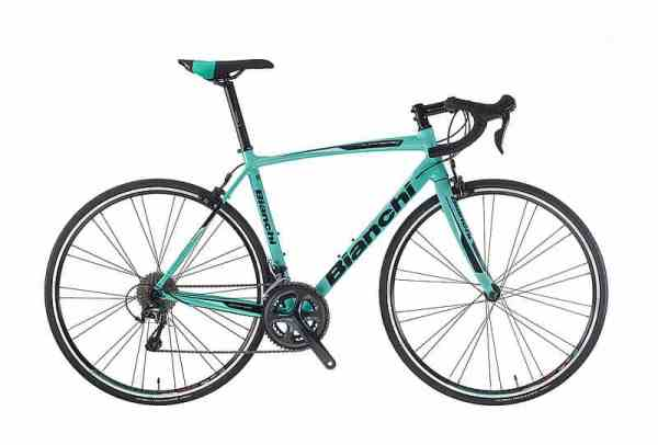 cheap good bianchi road bike model nirone