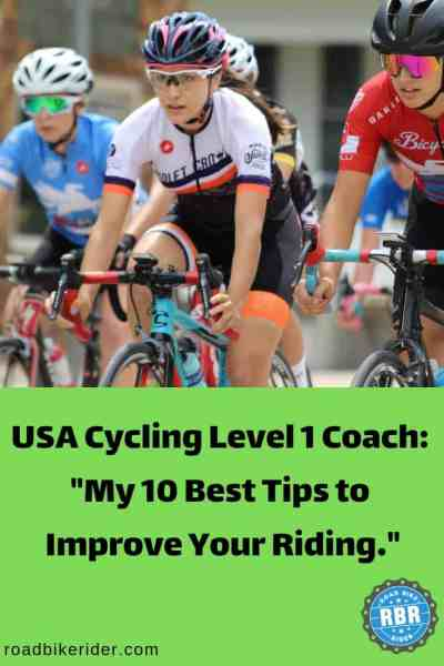 10 Cycling Training Tips to Improve Your Riding