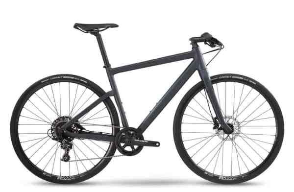 BMC hybrid flat bar road bike