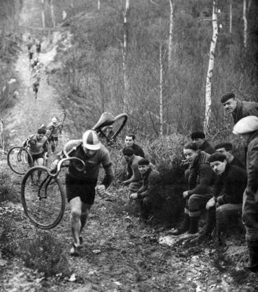 cyclocross racing in 1931
