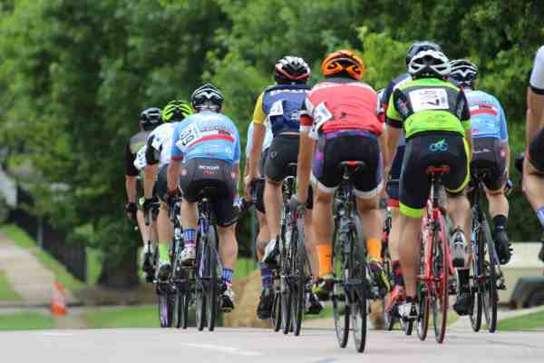 How long is a typical road bike race?