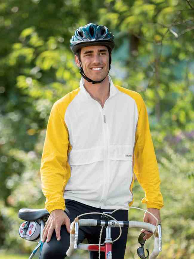 Cycling Apparel for UV Protection