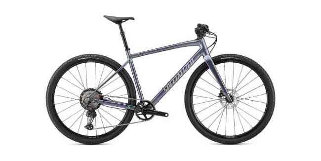 Specialized flat bar gravel hybrid bike Diverge E5 EVO