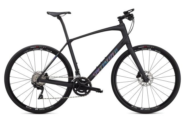 SNAPPY HRB01 Hybrid Road Bike White or Black 24 Speed 26 Inch 6 Spoke Wheel Carbon Hybrid Mountain Road Bike 2 x Disc Brakes