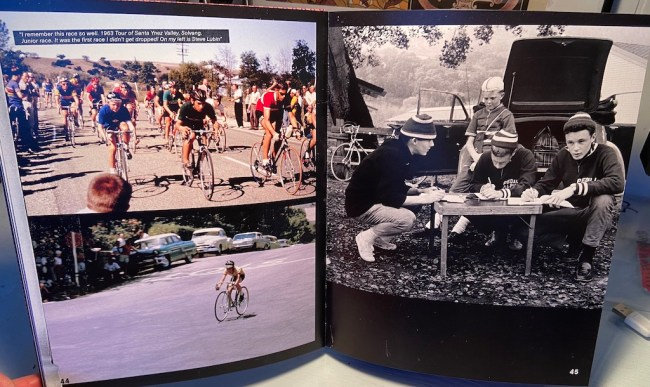 photos from Gary Fisher book