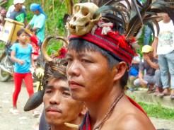 Filippine in moto, costumi tradizionali della Cordillera