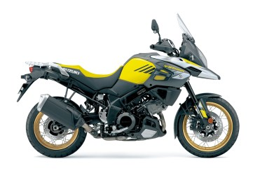 Suzuki V-Strom 1000 XT, Champion Yellow