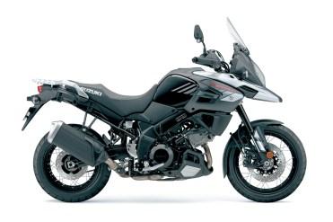 Suzuki V-Strom 1000 XT, Glass Sparkle Black