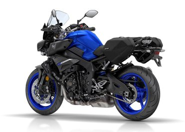 Yamaha MT-10 Tourer Edition Race Blu
