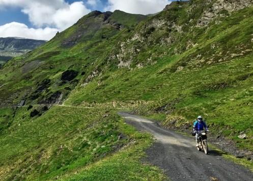 Pirenei in moto: sterrati fra Aínsa-Sobrarbe e Salardú