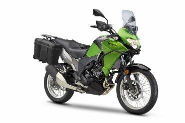 Kawasaki Versys-X 300 in allestimento Adventure