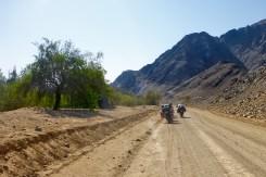Sudafrica e Namibia in moto, nel Fish River Canyon