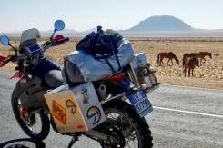 Sudafrica e Namibia in moto, con KTM 690 Adventure nel Fish River Canyon