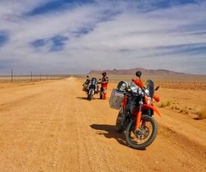 Sudafrica e Namibia in moto con KTM 690 Adventure e KTM 990 Adventure