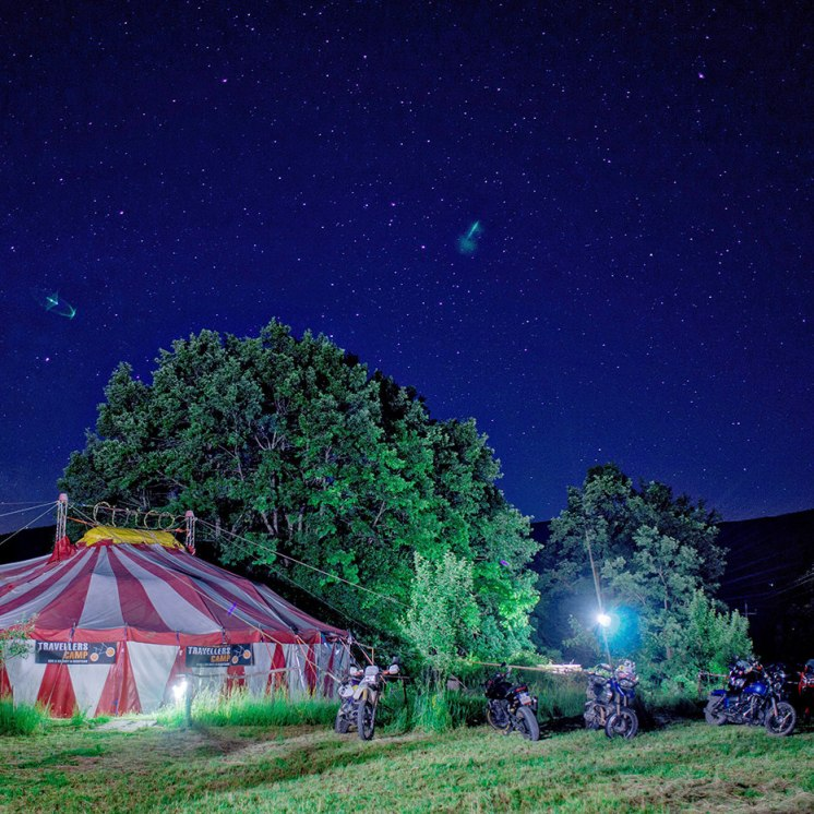 Report Travellers Camp 2017