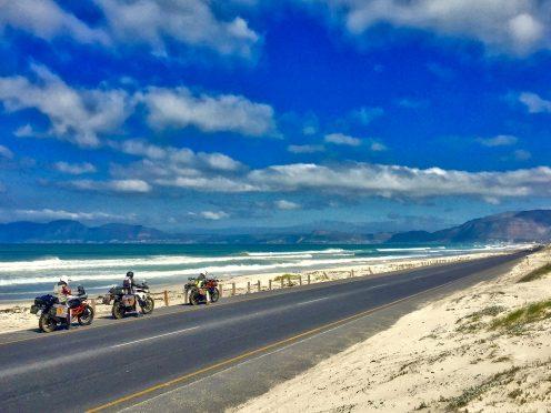 Sudafrica in moto, verso il Capo di Buona Speranza