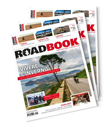 Copertina RoadBook 3