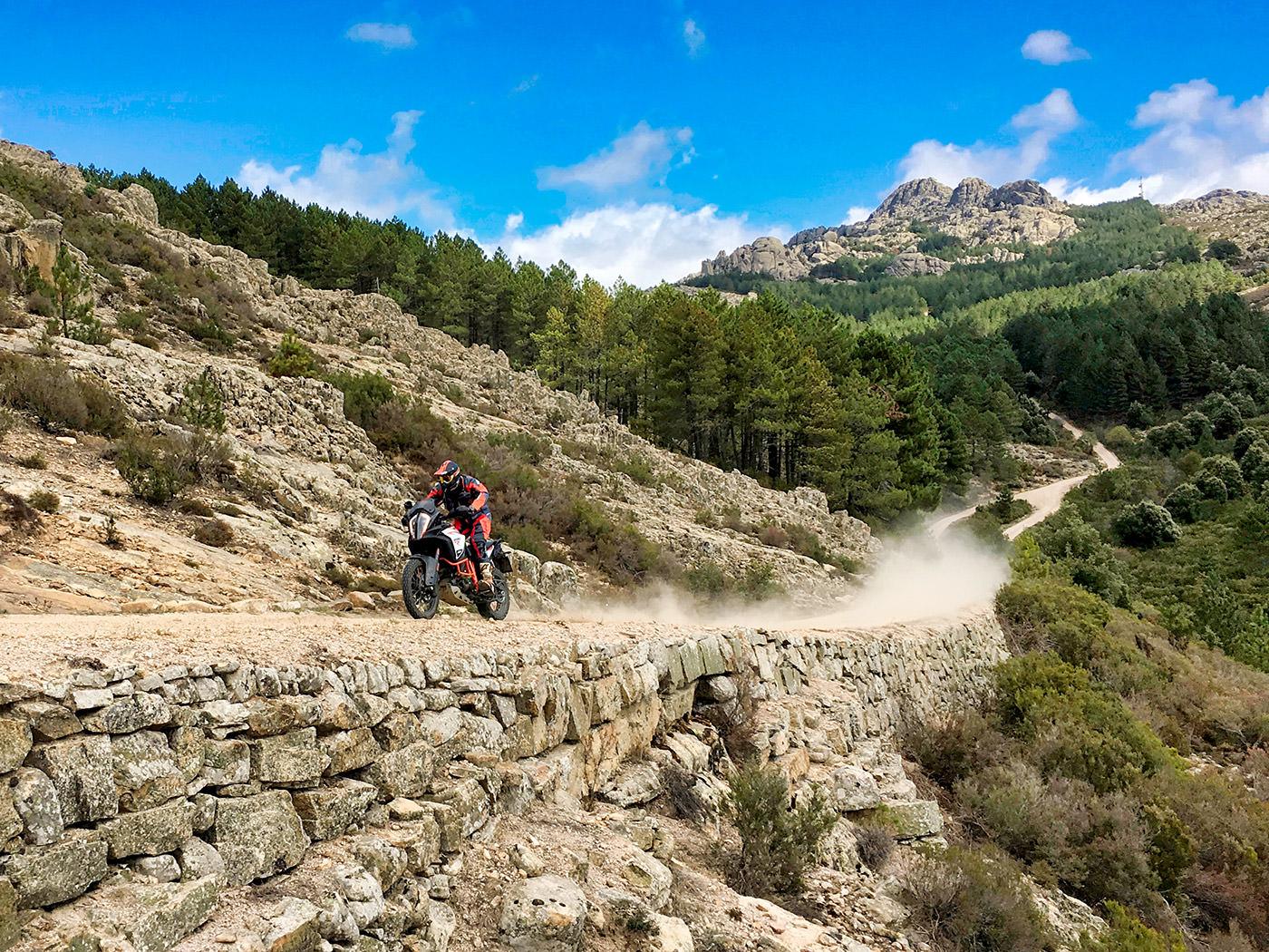 KTM Adventure Rally 2018 in Sardegna