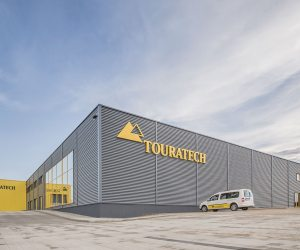 Magazzini Touratech Germania