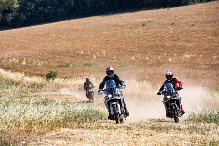 Honda true adventure offroad academy 2018