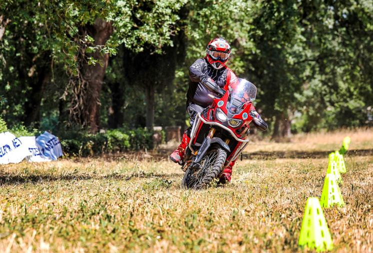 Honda Africa Twin offroad academy 2018