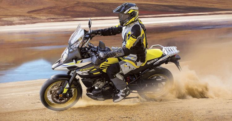 suzuki vstrom 1000 feel more globe rider
