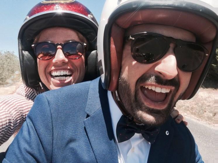 The Bikerchefproject Roberto Agostini e Pagi
