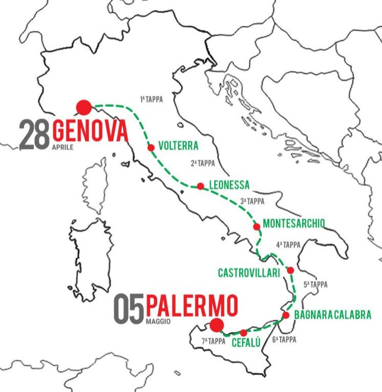 Genova Palermo 2018