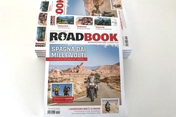 in edicola in questi giorni il quarto numero di RoadBook