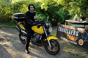 Arrivi al Travellers Camp 2018