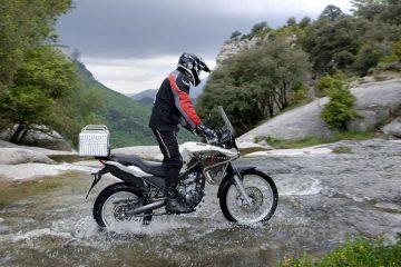 UM motorcycles DSR adventure tt 125