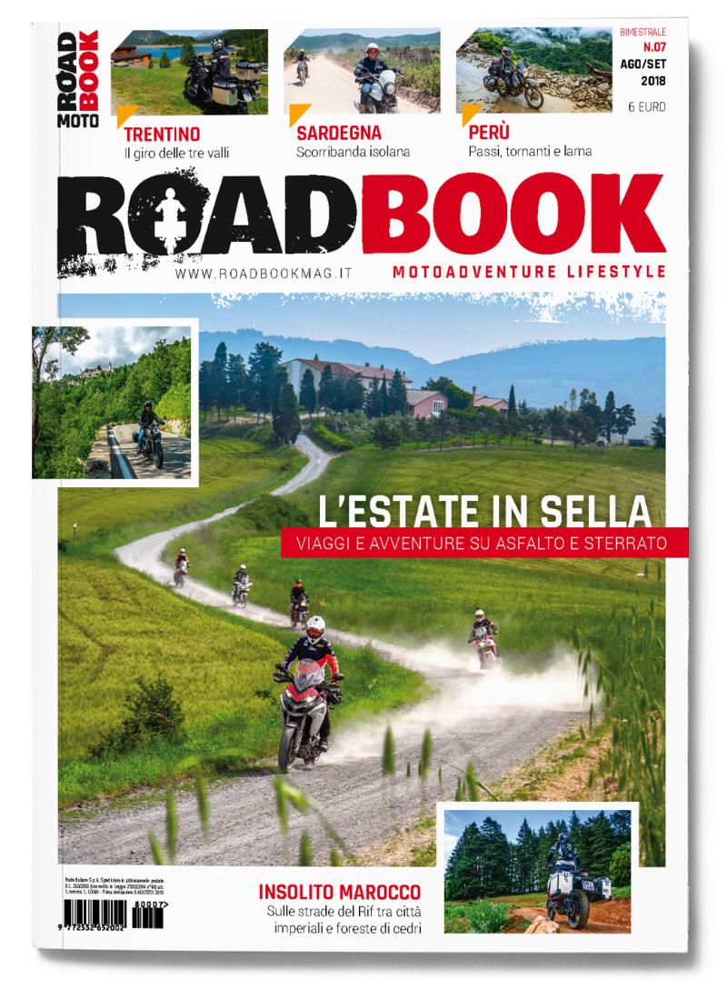 Copertina RoadBook n7