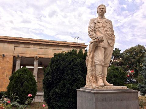 Georgia Gori Mausoleo di Stalin