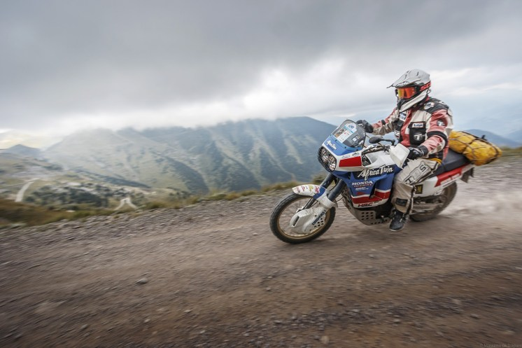 HAT hardalpitour 2018 Africa Twin