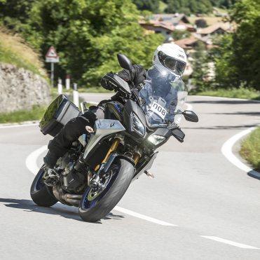 prova su strada Yamaha Dolomiti Ride 2018