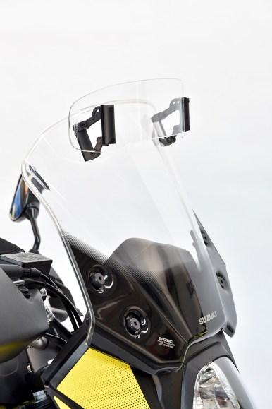 Kit Touring in omaggio con Suzuki V-Strom 650