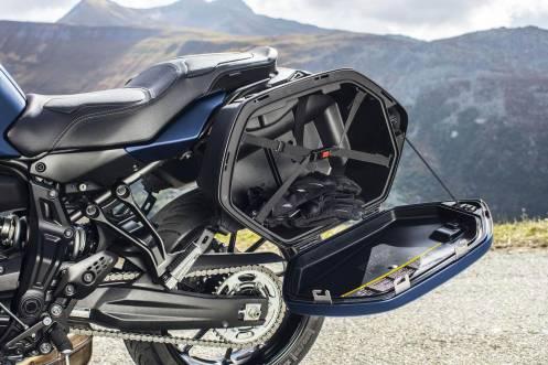 Yamaha Tracer 700GT, piccola e accessibile sport tourer