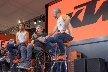 Nicola Dutto alla Dakar, dentro la polvere e sotto le stelle