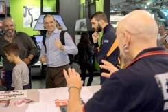 stand ufficiale Rivista RoadBook EICMA 2018