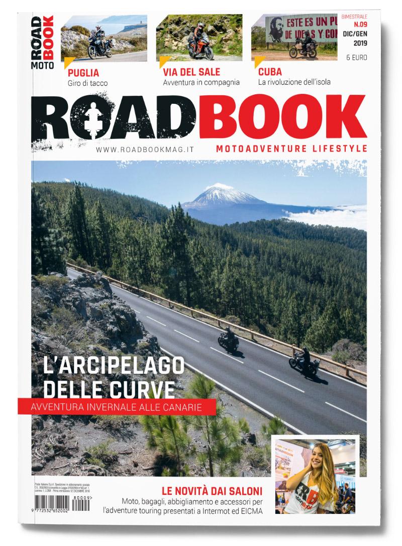 Copertina RoadBook n9