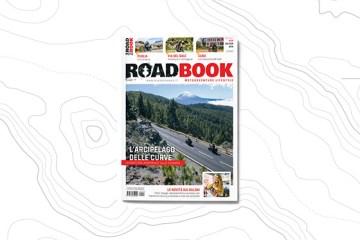 Copertina della rivista RoadBook numero 9