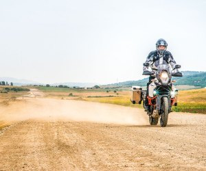 video marocco KTM 1090 Adventure R