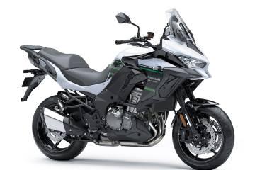 Louis mette in palio una Versys 1000 Kawasaki