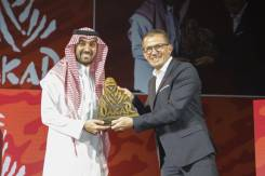 Press Conference Dakar 2020 Arabia Saudita