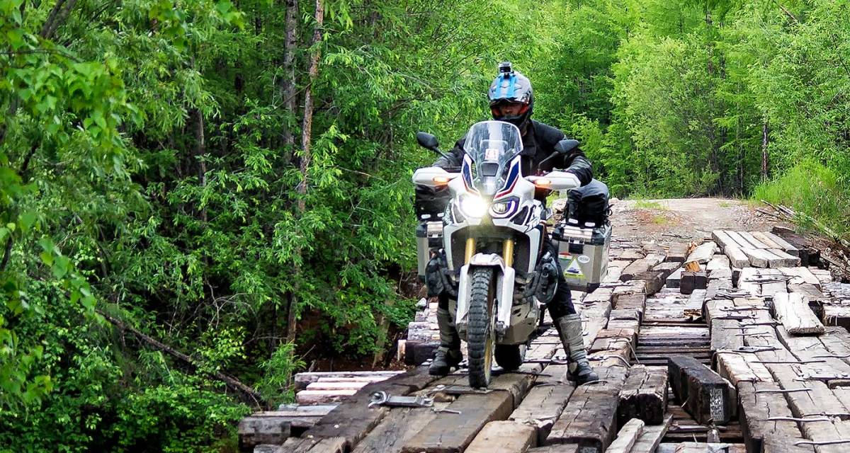 video viaggio in Russia per articolo Educazione Siberiana sulla rivista RoadBook