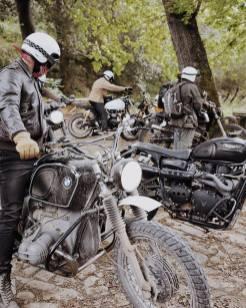 Motociclismo e solidarietà: successo per Dust'n Sardinia