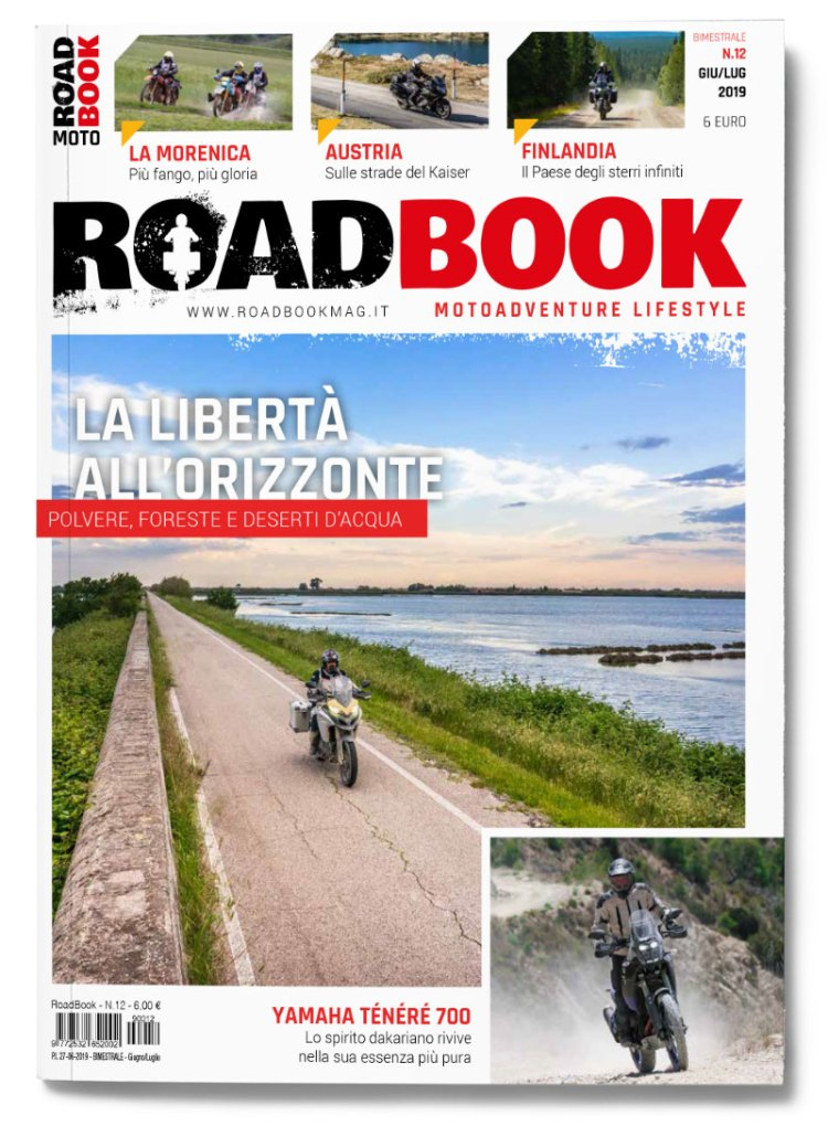 Copertina RoadBook 12
