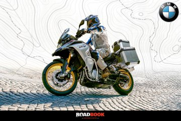 Secondo RoadBookRaid in sella alle BMW F 850 GS