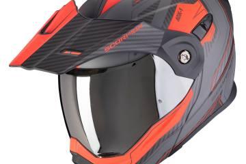 Nuove livree per il casco Scorpion ADX-1